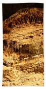 Layers Of Time - Cave Beach Towel