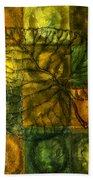 Leaf Whisper Beach Sheet