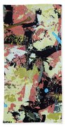 Leather Weather Beach Towel