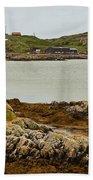 Ledaig Harbour Beach Towel