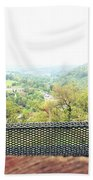 Lehigh Valley Zoo Beach Towel