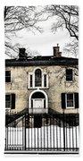 Lemon Hill Mansion - Philadelphia Beach Towel