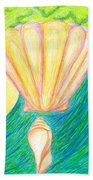 Lemuria Atlantis Beach Towel