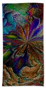 Let The Earth Bring Forth Beach Towel