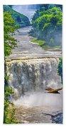 Letchworth State Park 4 Beach Towel