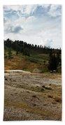 Liberty Cap - Yellowstone Beach Towel