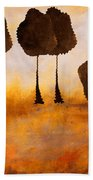 Life Has It's Ups And Downs Beach Towel