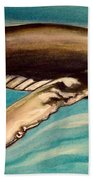 Life In The Ocean Beach Towel