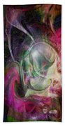 Life In Your Soul Beach Towel