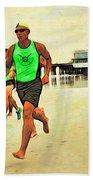 Lifeguard Runners Beach Towel