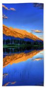 Life's Reflections Beach Towel