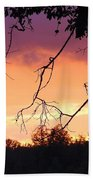 Light At The End Of The Storm  Beach Towel