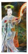 Light Dance Beach Towel