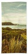 Lighthouse Bay Beach Bruny Island Beach Towel