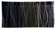 Lights Abstract5 Beach Towel