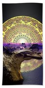 Lightscape 24 Beach Towel by Robert Thalmeier