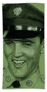 Like Any Other Soldier Beach Towel