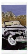 Lincoln Continental Mk I Beach Towel