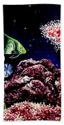 Lindsay's Aquarium Beach Towel