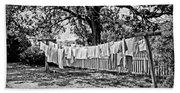Line Drying - Laundry Beach Towel