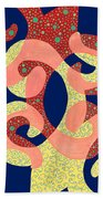 Lions And Tigers And Bears Beach Towel