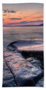 Liquid Lagoon  Beach Towel