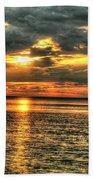 L.i.sound Sunset Beach Towel