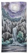 Listen To The Echoes II Beach Towel