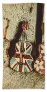Little Britain, Big Sounds Beach Sheet