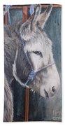Little Donkey-glin Fair Beach Towel