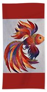Little Fish Beach Towel