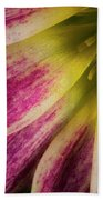 Little Flower Quadrant Beach Towel