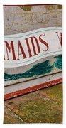 Little Mermaids Beach Sheet