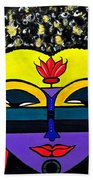 Little Tribal In All Of Us Beach Towel