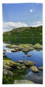 Llyn Lydaw Beach Towel