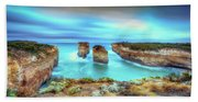 Loch Ard Gorge Pre Dawn Beach Towel