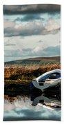 Loch Harray Dawn Iv Beach Towel