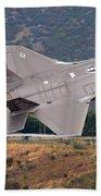 Lockheed Martin F-35 Lightning II, 2015 Beach Towel