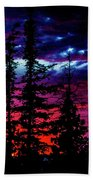 Lodge Sunset Beach Towel