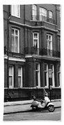 London Sixties Lambretta Beach Sheet
