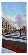 Long Beach Convention Center Beach Sheet