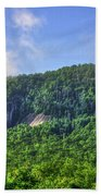 Looking Glass Rock Close Up Beach Towel