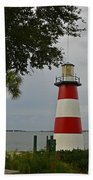 Lookout Point Beach Towel