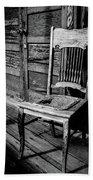 Loomis Ranch Chair Beach Towel