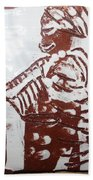 Lord Bless Me 21 - Tile Beach Towel
