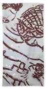 Lord Bless Me 22 - Tile Beach Towel