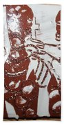 Lord Bless Me 3 - Tile Beach Towel