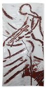 Lord Bless Me 5 - Tile Beach Towel
