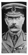 Lord Herbert Kitchener Beach Towel
