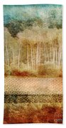 Loss Of Memory Beach Towel by Tara Turner